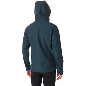 Columbia Cascade Ridge II Softshell Jacket Herren night shadow